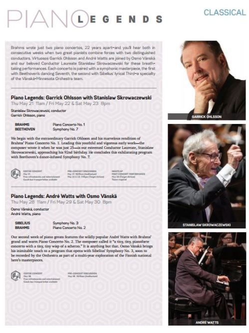 Piano Legends festival