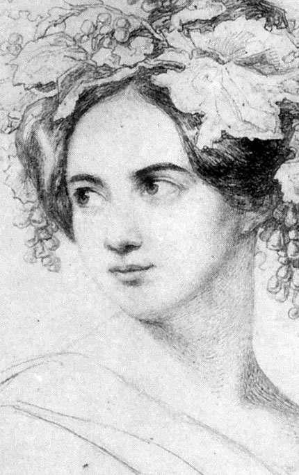 Josephine Lang, composer. Read about her here.