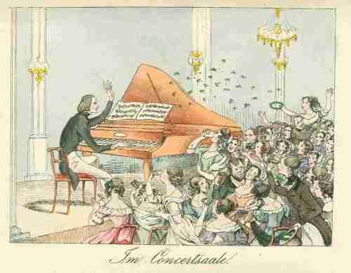 Liszt_koncertteremben_Theodor_Hosemann_1842