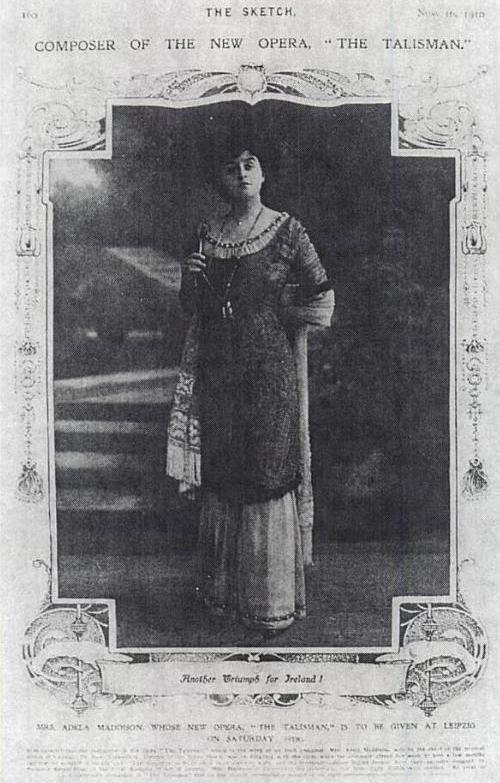 Adela_Maddison_in_The_Sketch_1910_Der_Talisman