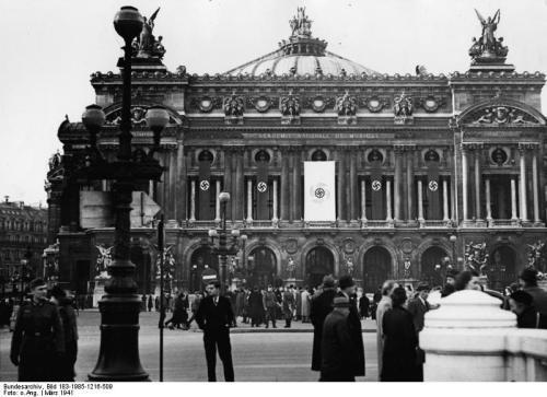 Paris, Oper